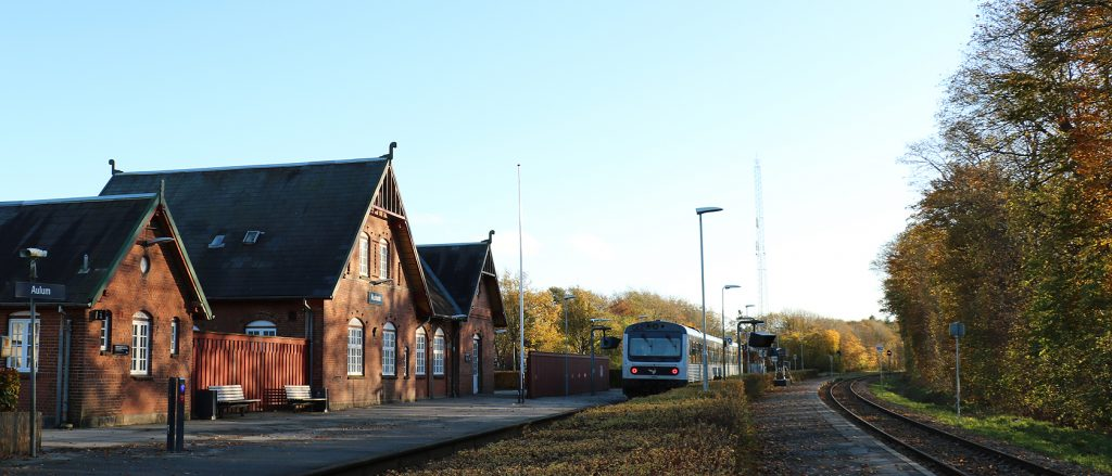 Aulum Station